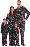 #followme Matching Christmas Pajamas for Family and Couples