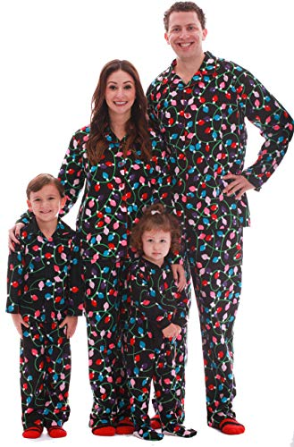 #followme Family Pajamas Flannel Kids Pajama Set -