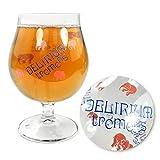 Tuff-Luv Delirium Tremens Glass Original Glass / Glasses / Barware CE 33cl