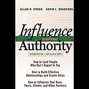 Influence Without Authority Hörbuch