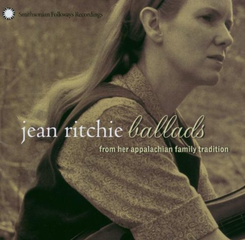 Ballads from Her Appalachian Family Tradition by Smithsonian Folkways Recordings