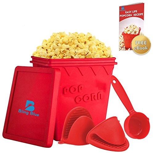 Buy microwave popcorn maker no oil