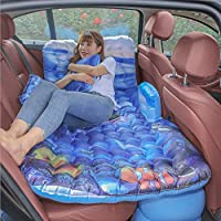 HUXXU Boutique car Inflatable Bed Automotive Supplies car Inflatable Mattress to Sleep in The Back of The Back seat of SUV car air Bed Mattress Travel Bed Back Row Travel Bed car Accessories Mattress