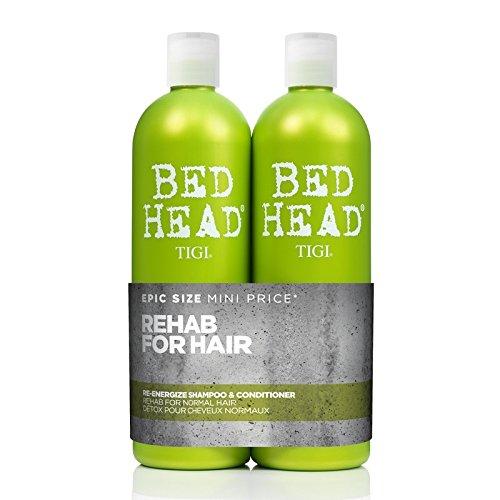 TIGI Re Energize Shampoo 750ml + CONDITIONER 750ml TWEEN DUO