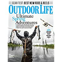 1-Year (4 Issues) of Outdoor Life Magazine Subscription