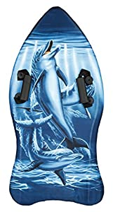 Idena 7700271 - Surfboard mit Handschlaufe, ca. 93 cm, sortiert