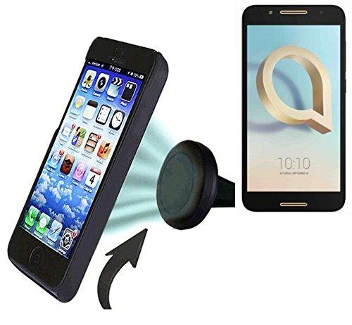 Coche universal del teléfono móvil / GPS / navegación titular del dispositivo por ejemplo, para Alcatel A7 ventilación Holder soporte de rejilla soporte para teléfono magnética Alcatel A7 Mini Car Air