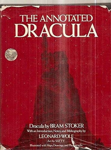 Annotated Dracula Bram Stoker