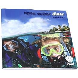 padi open water diver manual with table padi amazon com books rh amazon com Padi Open Water Course Book Padi Open Water Diver Answers