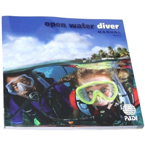 PADI Open Water Diver Manual with Table (Manual Water)