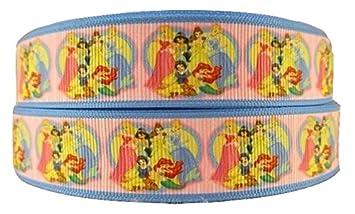 1 metro de Disney Princess Ariel La Sirenita Floral, color ...