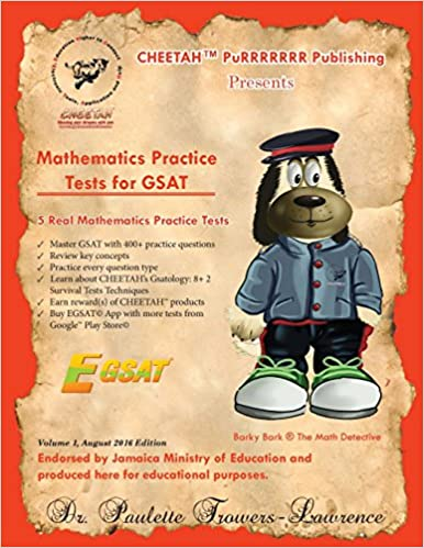 Mathematics Practice Tests For GSAT 5 Real Practice GSAT