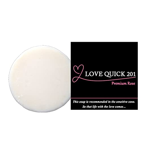 Love Quick 201 デリケートゾーン対策石鹸