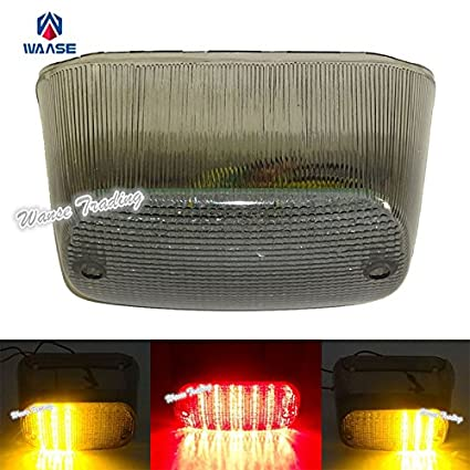 Clear Tail Light Lens Only Suzuki Volusia800 Intruder LC1500 Boulevard C50 C90