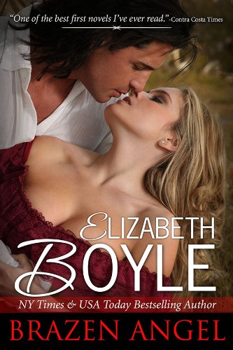 Brazen Angel (Brazen Series Book 1) by [Boyle, Elizabeth]