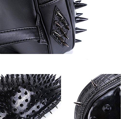 Pochette noir 26cm 10cm femme pour 30cm Multicolore Eysee Silver dAqfad