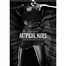 Artificial Nudes 2018: Computer-Generated Fine Art Nudes