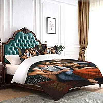 Fri-en-dS 3-Piece Bedding Set 86