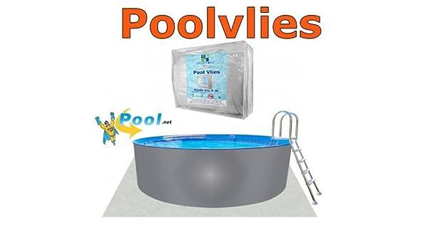 Pool Fieltro Para Piscinas de hasta 8, 50 x 4, 90 m Piscina acero ...
