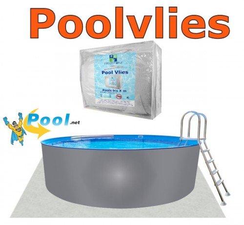 Pool Vlies für Pools bis 6, 10 x 3, 60 m Schwimmbad Stahlwandbecken Ovalpool Achtformpool Swimmingpool Poolvlies 4, 5 x 3, 0 Poolplane 4, 9 x 3, 0 Poolflies 5, 0 x 3, 0 Stahlwandpool 6, 0 x 3, 2 Plane oval 5, 85 x 3, 5 Swimmingpool Bodenschutz für Pools Fr