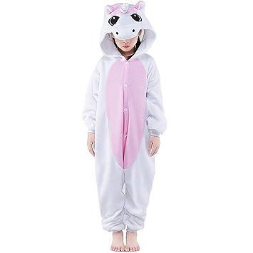 Conjunto de pijama disfraz con diseño de animales (franela, diseño ...