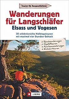 Vogesen Die Schonsten Tal Und Hohenwanderungen 51 Touren Mit Gps