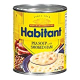 Habitant Split Pea with Smoked Ham Soup, 796ml
