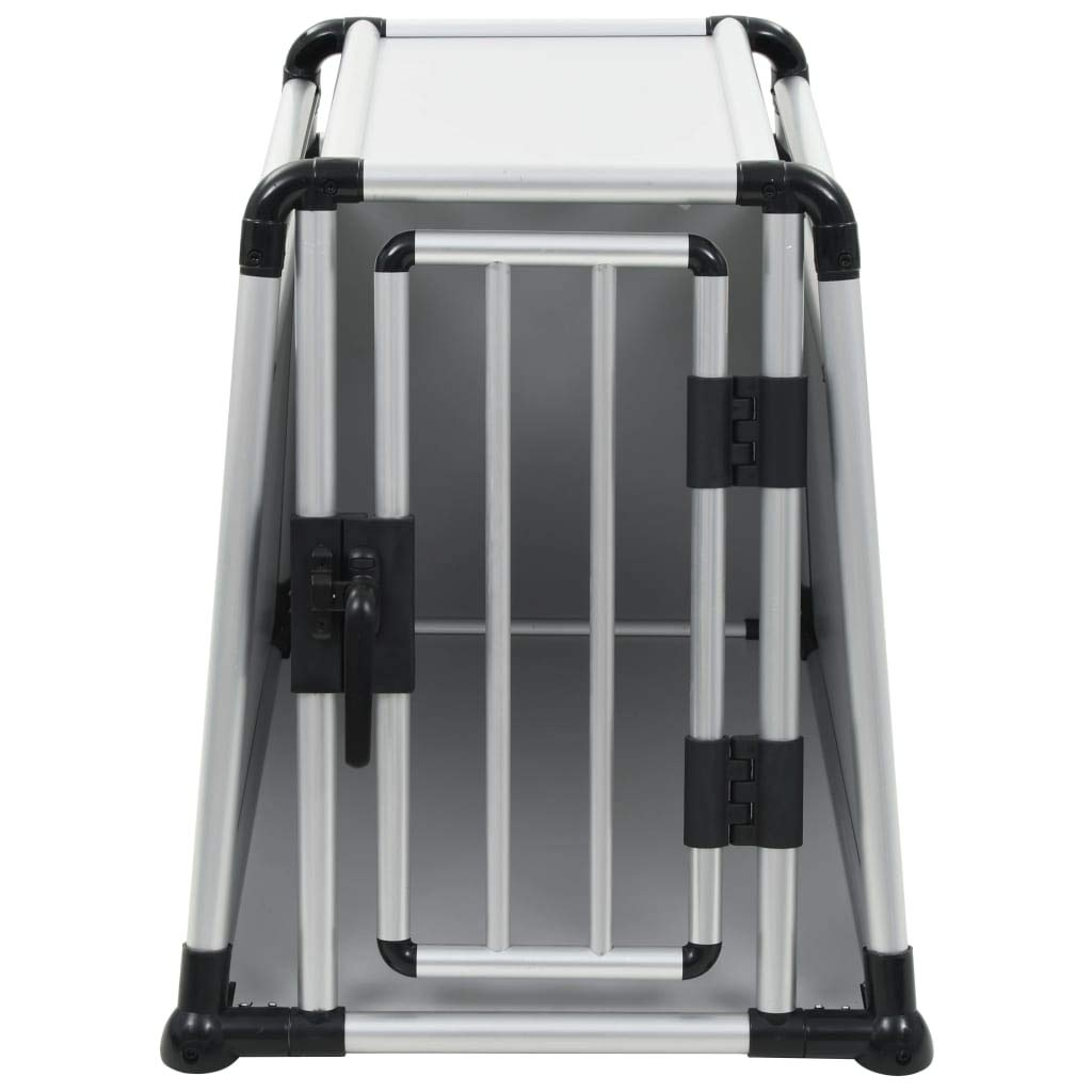 vidaXL Sideboard 8 Drawer Grey Console Table Storage Bedside Bedroom Furniture