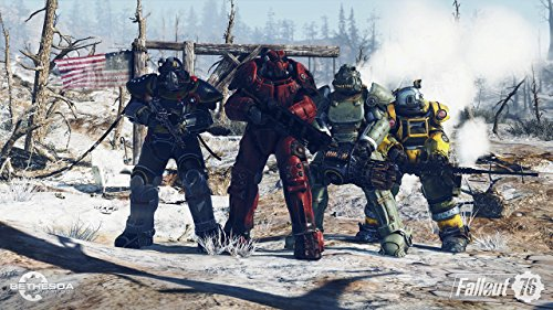 51kfSvsH0vL - Fallout 76 Tricentennial Edition - PC