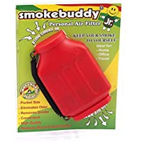 Red Smoke Buddy Junior - Personal Air Purifiery and Odor Diffuser