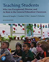 Teaching Students Who are Exceptional, Diverse, and At Risk in the General Educational Classroom, 7th Edition Front Cover
