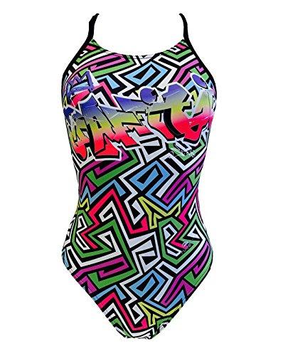 TURBO Schwimmanzug GREKA Pro Racer Sport-Badeanzug bunt pSNf2H2
