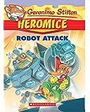 Heromice #2: Robot Attack