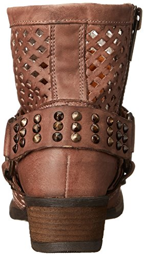 Very Ankle Deluxe Brown Volatile Women's Bootie rwrHvxqFt