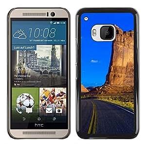iKiki Tech / Estuche rígido - Nature Beautiful Forrest Green 148 - HTC One M9