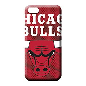 iphone 6plus 6p Impact Cases Hd phone cover skin chicago bulls nba basketball
