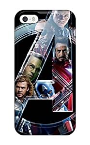 ClaudiaDay Case Cover For Iphone 5/5s - Retailer Packaging The Avengers Protective Case by Maris's Diary