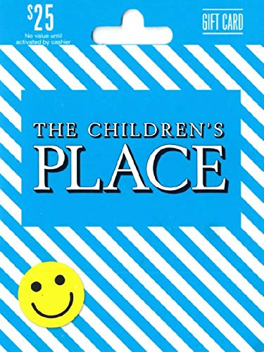 (The Children's Place $25 Gift Card)