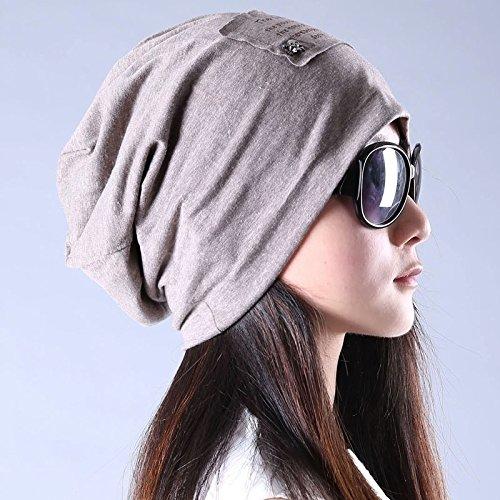 Unisex spring wild cotton turban cap bonnet pile cap head shaved his head cap Baotou pregnant women are high code,caps,Pop-card its