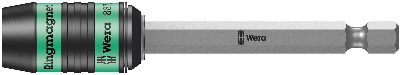 6 Zoll x 152 mm 887//4 RR Rapidaptor Universalhalter mit Ringmagnet Wera 05160988001