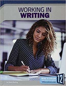 Book Working in Writing (Career Files)