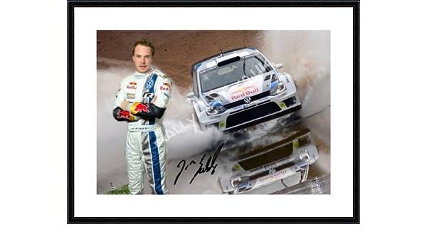 Jari-Matti Latvala | VW Polo R WRC (2) 16