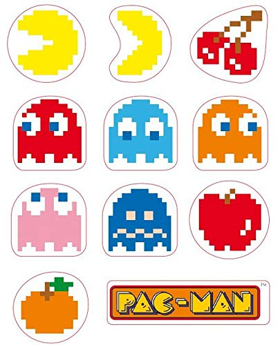 Buy pac man stickers for kids