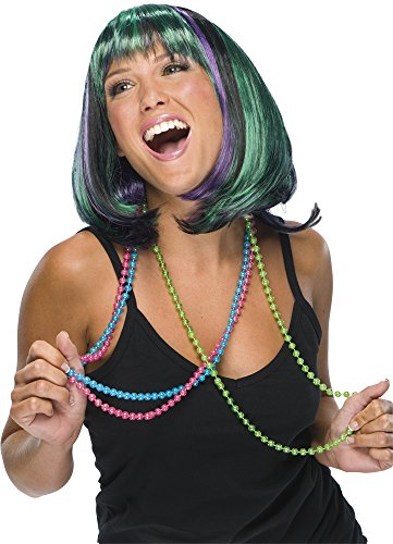 Character Wig, Mardi Gras -