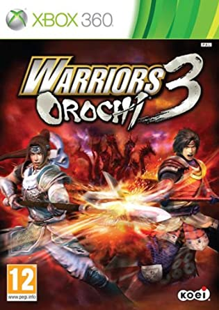 Warriors Orochi 3 [Importación inglesa]: Xbox 360: Amazon.es ...