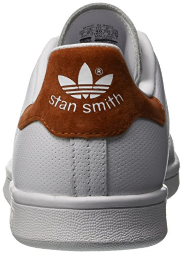 Fox Ftwr Gymnastique Stan De Chaussures Adidas Hommes Smith Blanc ftwr Red White CgU7FqT4