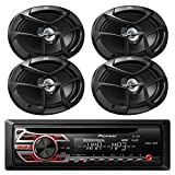 Best JVC Amps For Cars - Pioneer CD MP3 Playback AM/FM Radio Single Din Review