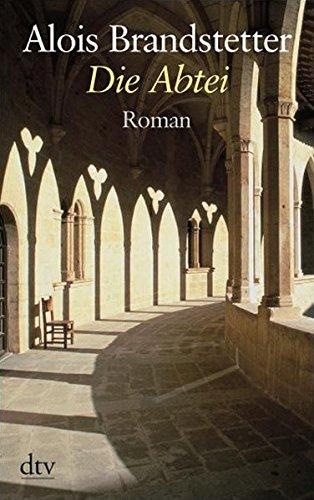 Die Abtei: Roman (dtv großdruck)