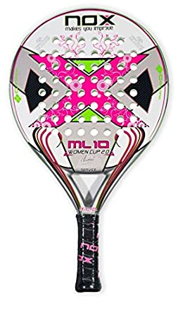Nox - Pala de padel ML Women Cup: Amazon.es: Electrónica