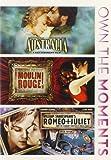 Australia / Moulin Rouge / Romeo + Juliet Triple Feature